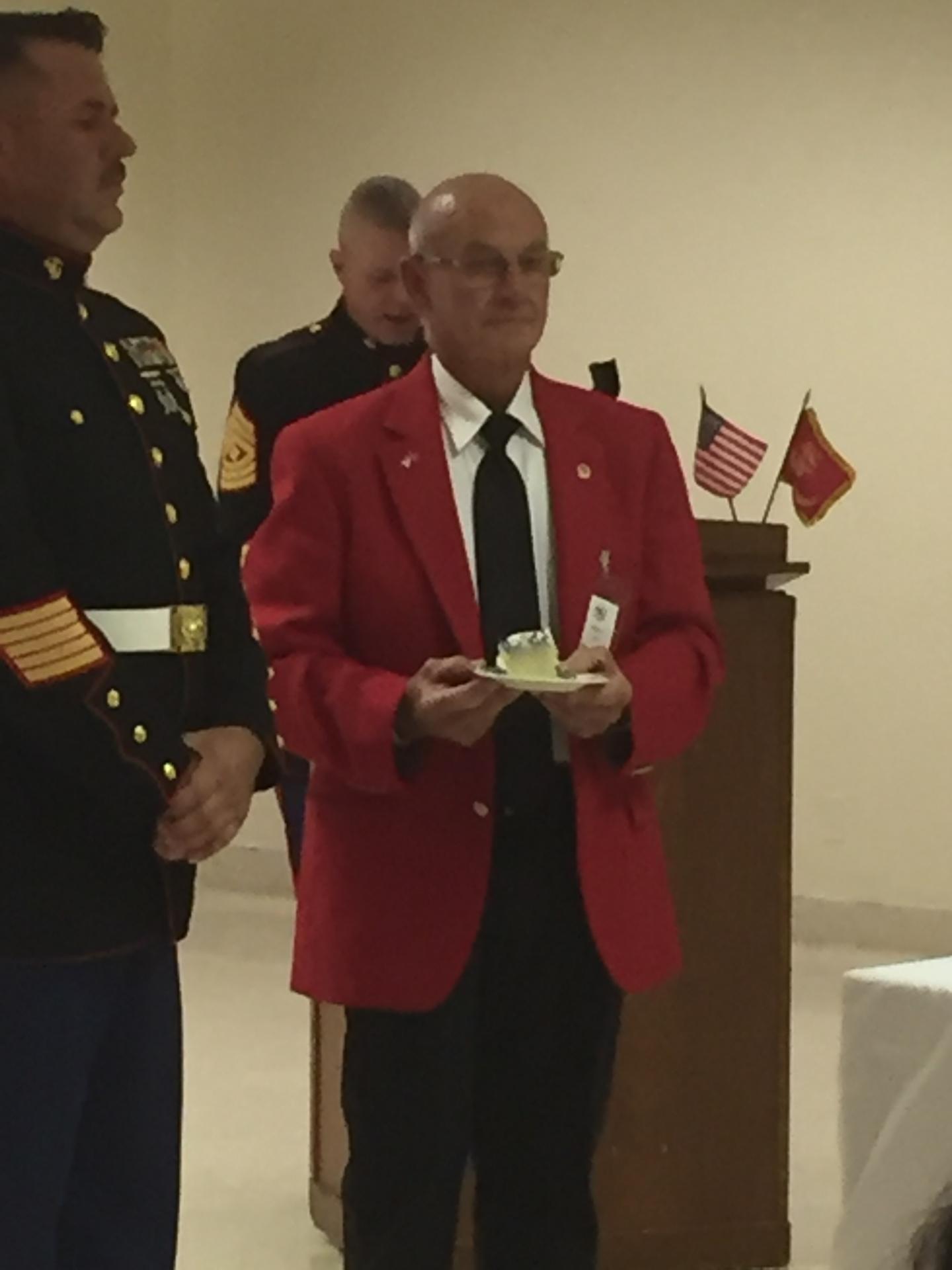 Steve Lee Sr. Vice Commandant