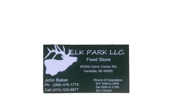 We Thank Elk Park Feed Store