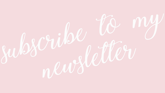 Newsletter for Creatives and Wedding Professionals