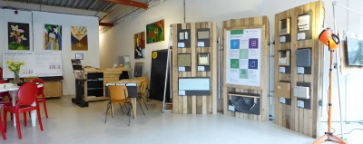 Rotterdam's first neighbourhood pop-up shop proves successful!