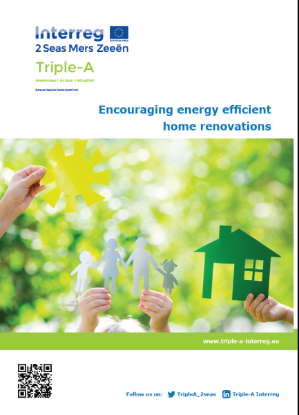 Triple-A project brochure & new public reports available for local authorities