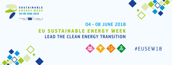 Triple-A present @ EU Sustainable Energy Week: Energy Talk on 6 June & Energy Day on 13 June!