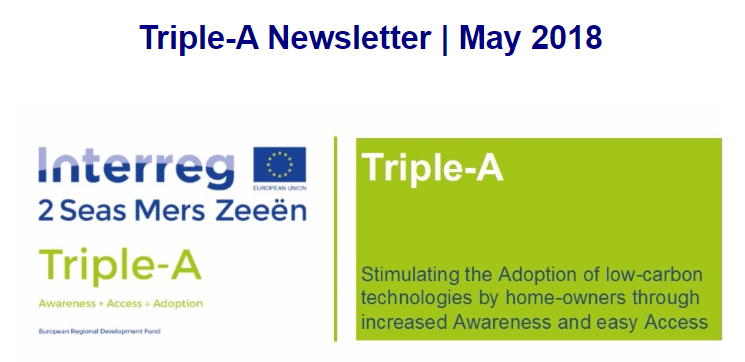 Triple-A Newsletter of May 2018 available