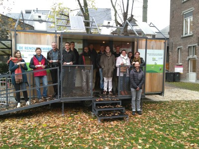 Encouraging energy efficient home renovations: front-runners share good practices in Belgium
