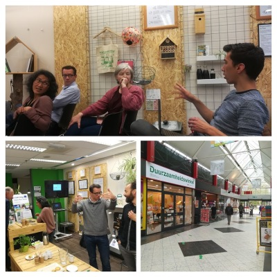 Study visits to Mechelen, Rotterdam & Breda | home renovations: real-life examples and consultancy