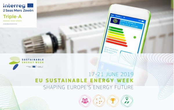 Workshop | Energy monitoring by local authorities to raise homeowners' awareness, 12/6 - Oostende