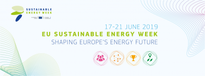 Triple-A represented on the stand of Ghent University during EUSEW 2019: come visit us on 19/6!