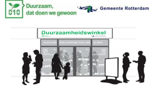 Opening Sustainability Shop IJsselmonde (NL)
