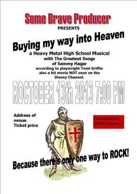 Buying My Way into Heaven