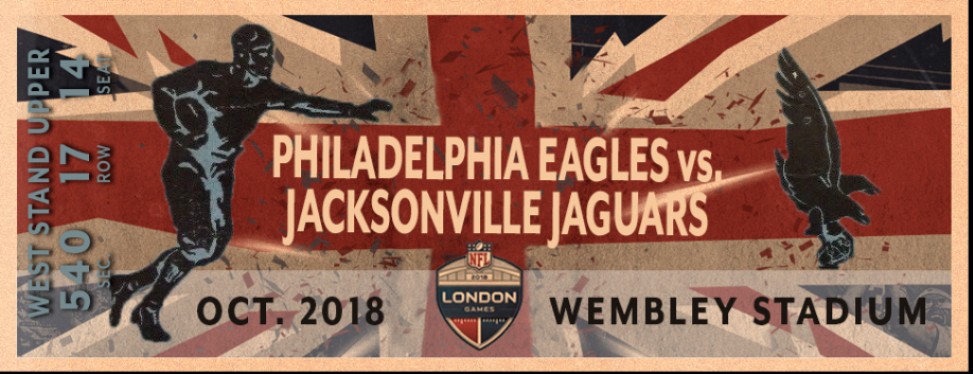 Philadelphia Eagles vs Jacksonville Jaguars