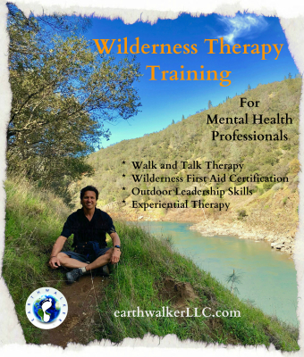 Wilderness Therapy Training for Mental Health Professionals