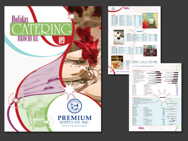 Catering Brochure • Various Locations, USA