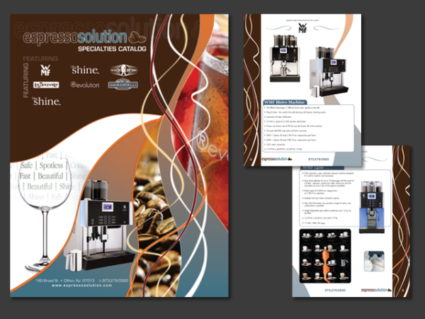 EspressoSolution's Catalog • Clifton, NJ