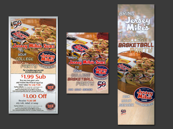 Various Jersey Mike's Projects • Various Locations, USA