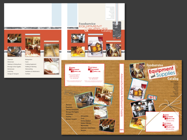 Reference Catalog Covers • Various Clients, USA