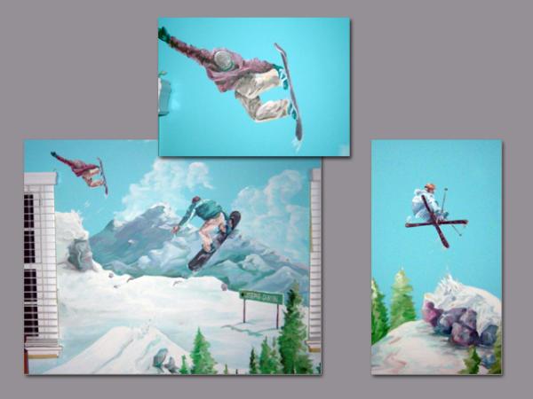 Skiers & Boarders