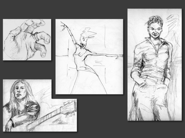 Various Sketches
