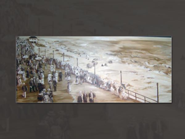 Long Beach Boardwalk - 1912