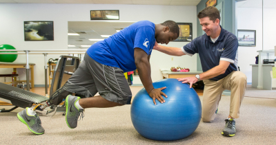 Rehabilitation, Physical Therapy & Exercise