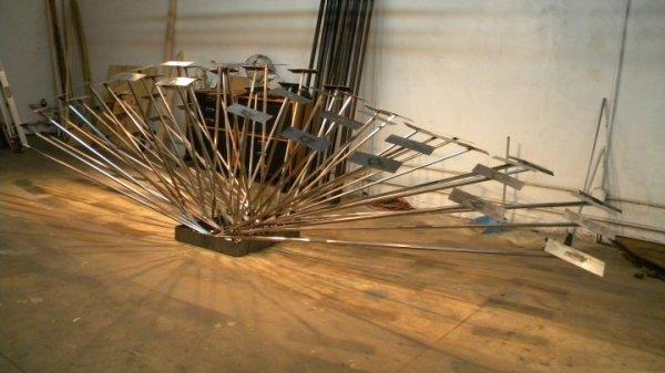 Custom welding, art fabrication, metal, steel