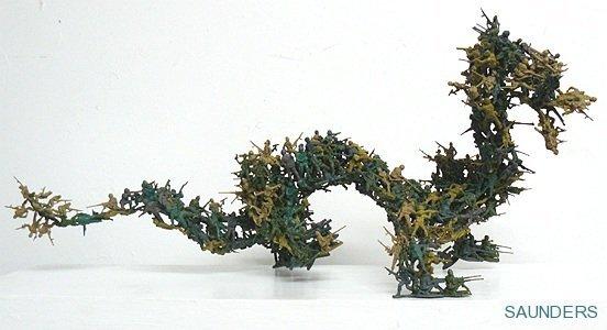 Army Man Dragon