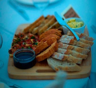 Salad & Meat Platters