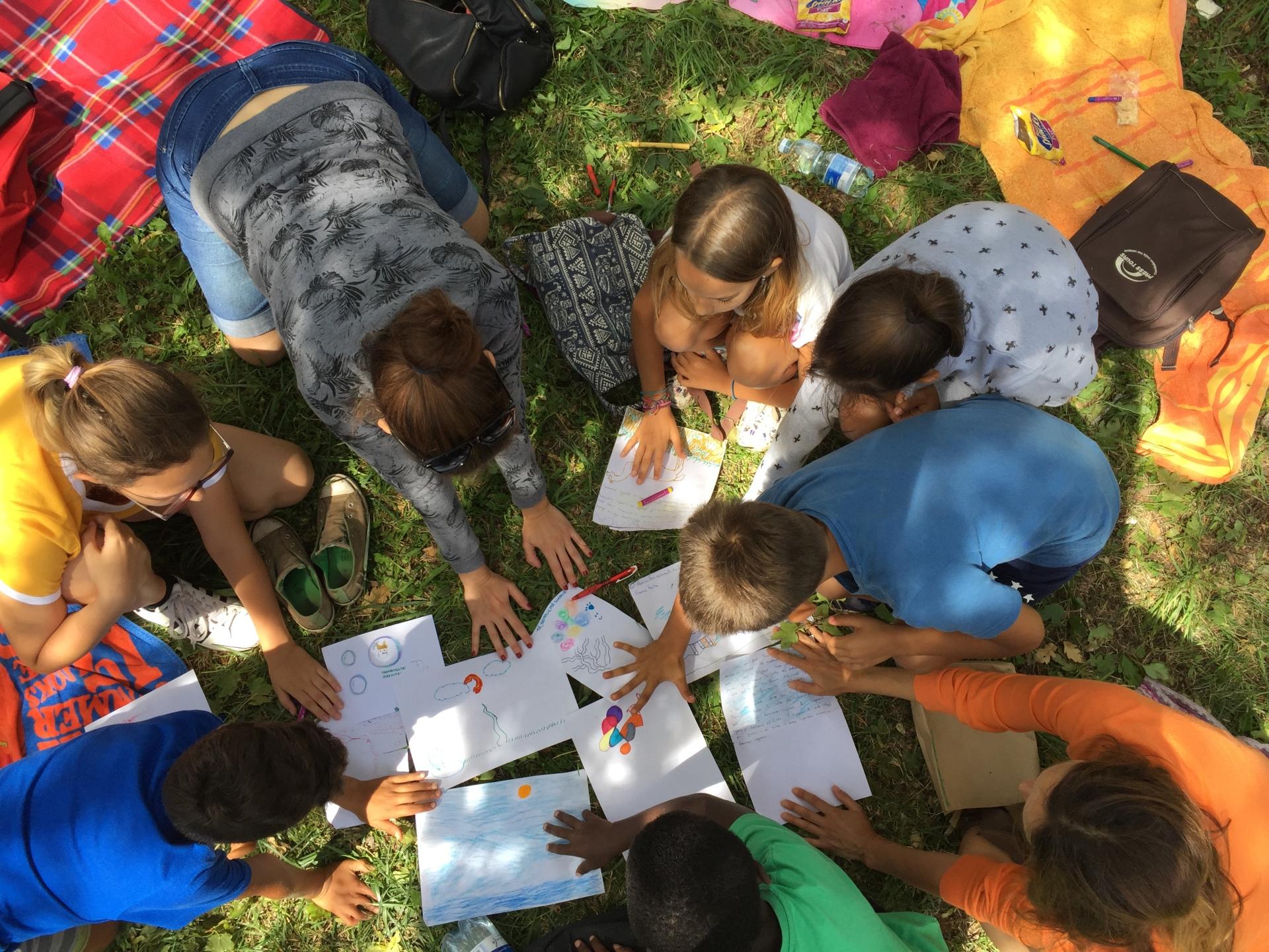 Estate a Pazzon 2017 - Movimento per l'Affido e l'Adozione