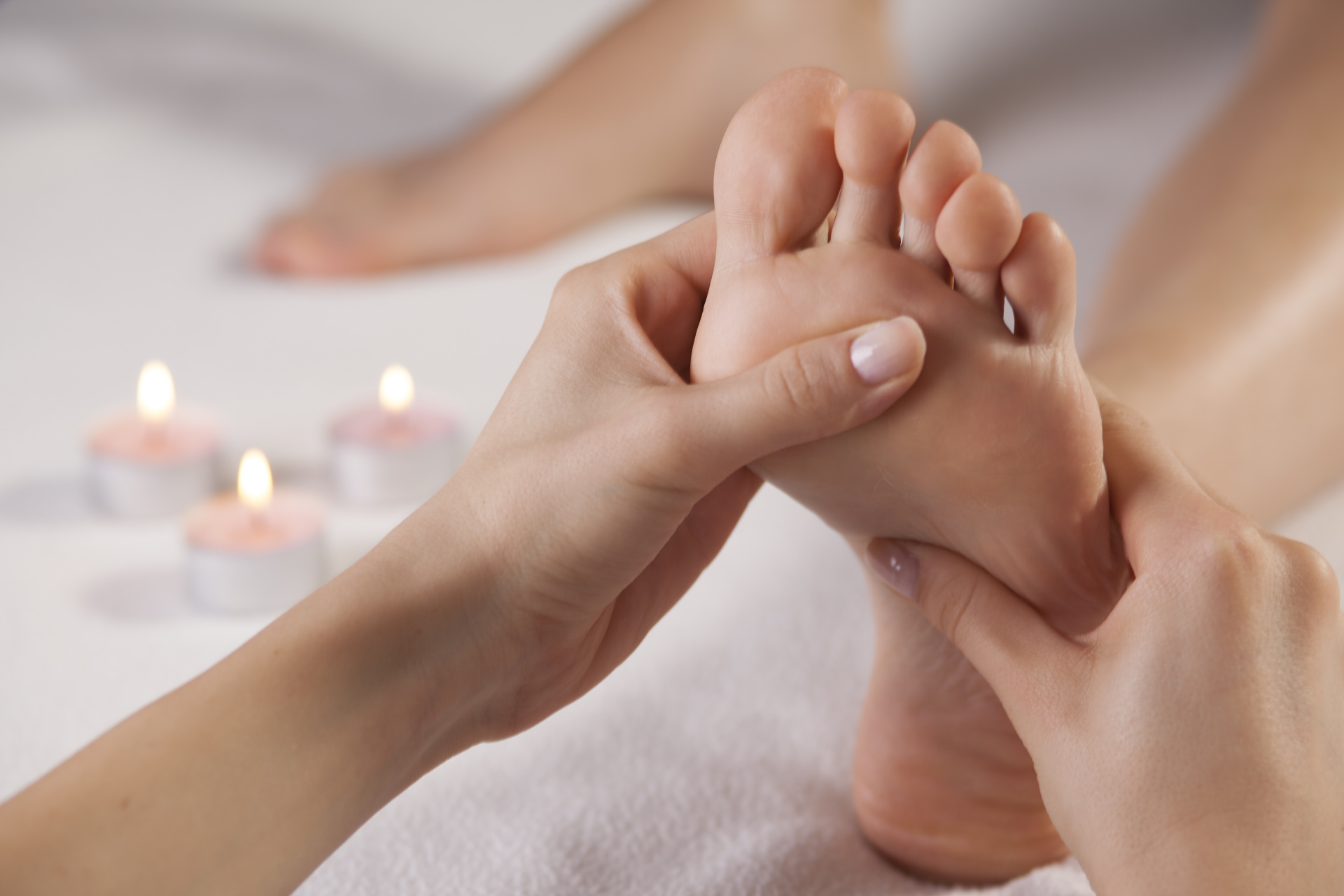 Reflexology Massage Treatment
