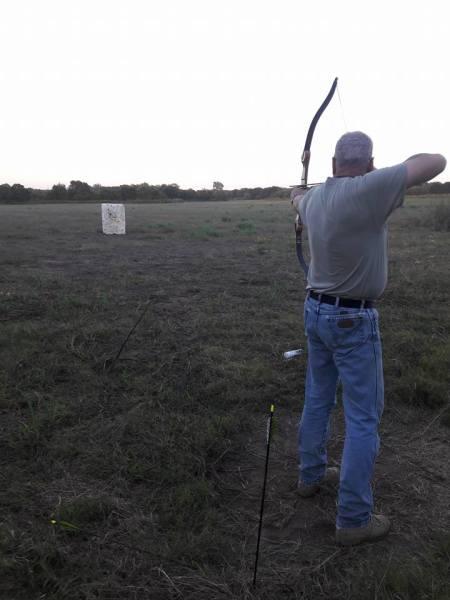 archery, archery range, recurve bow, never enough arrows