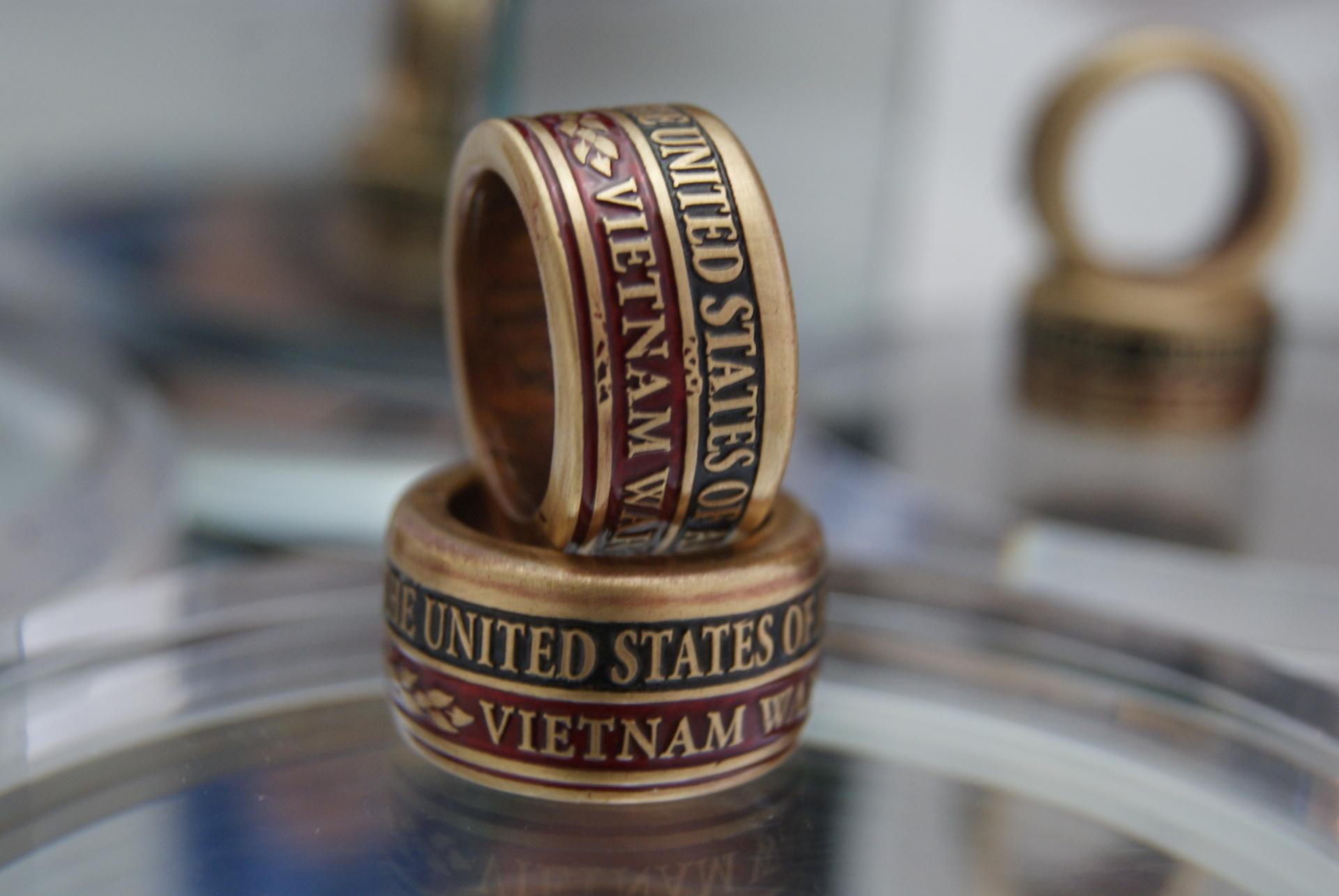 Michael T Beal Memorial Ring