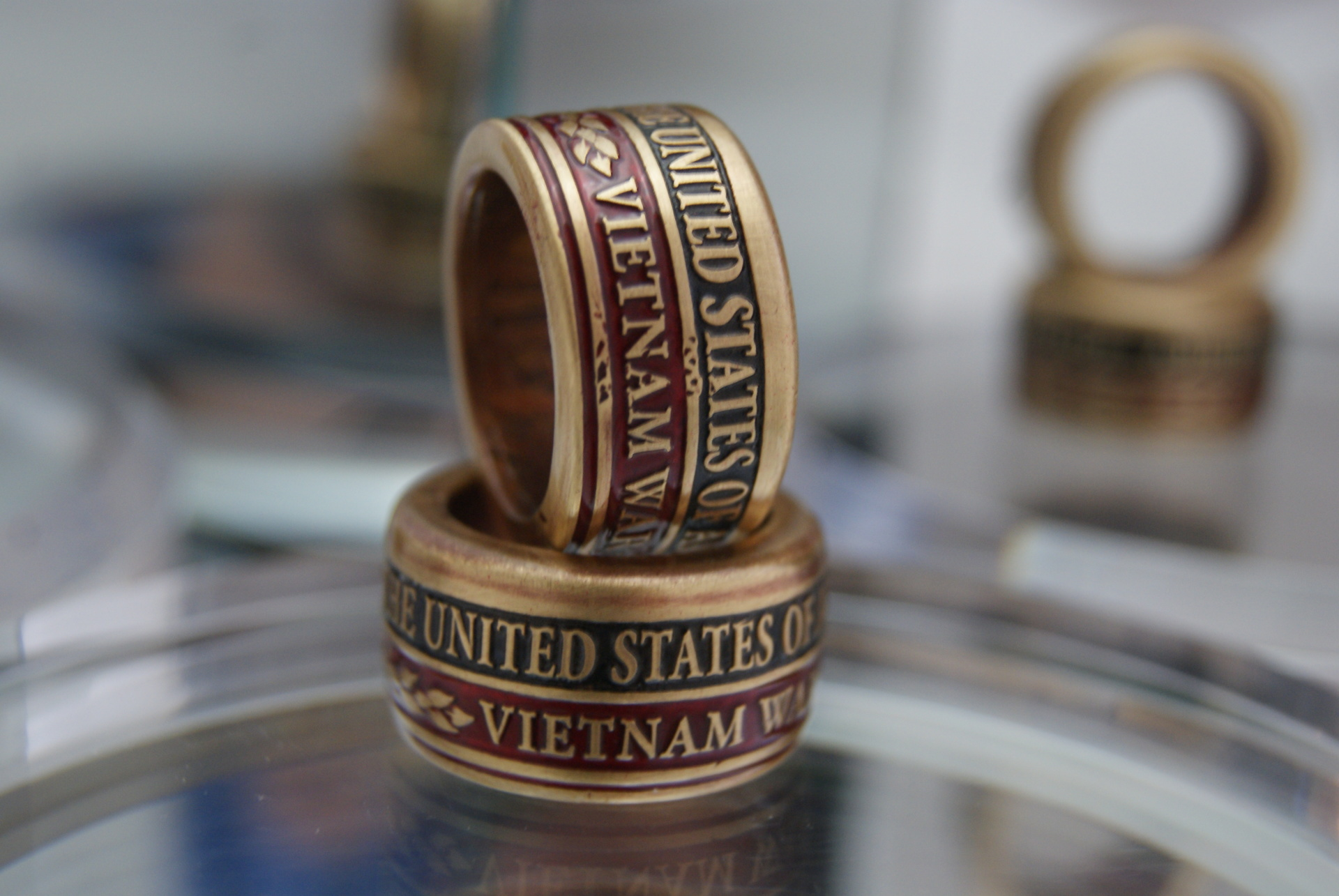 Michael T Beal Memorial Ring