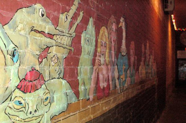 Tony Duda Wall Mural