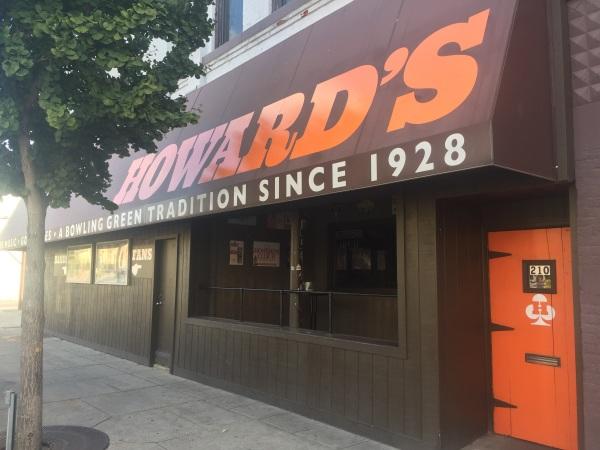 Howard's!
