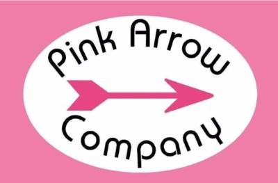 Pink arrow Company www.pinkarrowco.com