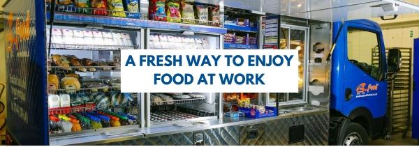 A Fresh Way to Enjoy Food at Work - Food Trucks St Helens