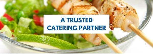 A trusted catering partner