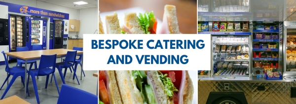 bespoke catering services, food trucks and vending machines near liverpool