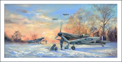 Winter Spitfires