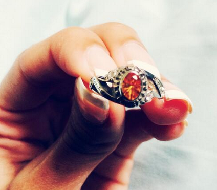 Herff Jones class ring