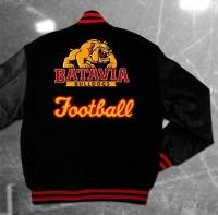 batavia high school letter jacket