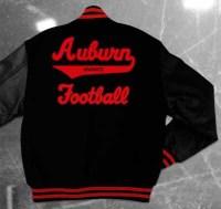 auburn high school letter jacket
