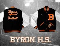 Letter jacket for BHS