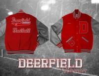 letter jacket for DHS