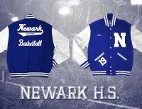 letter jacket newark high school