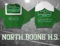 letter jacket for NBHS