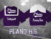 letter jacket for PHS
