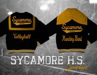 letter jacket for SHS