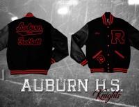letter jacket for AHS