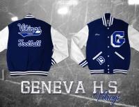 letter jacket for GHS