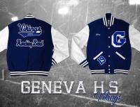 letter jacket GHS